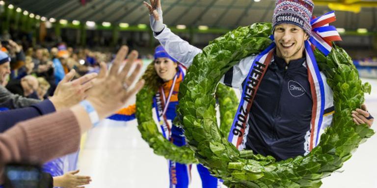 Blokhuijsen wil naar WK op ploegachtervolging
