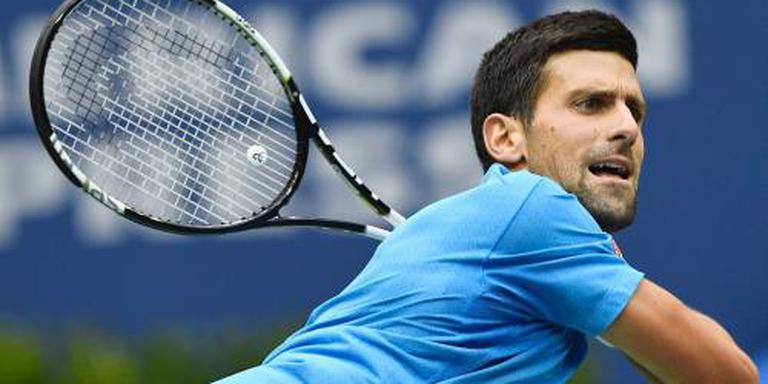 Djokovic verrassend onderuit in Shanghai