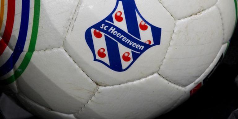 Sc Heerenveen verhuurt doelman aan VVV