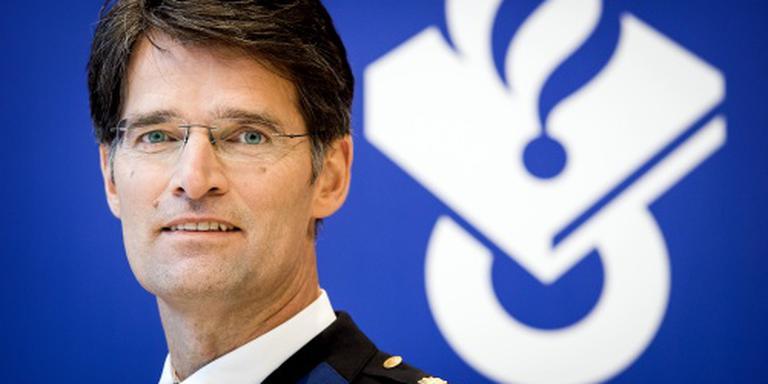 Korpschef blij met meer ruimte voor politie