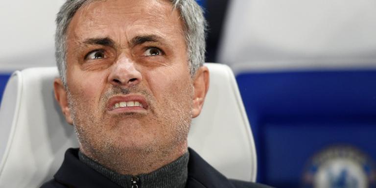 Bestuur Chelsea bespreekt positie Mourinho