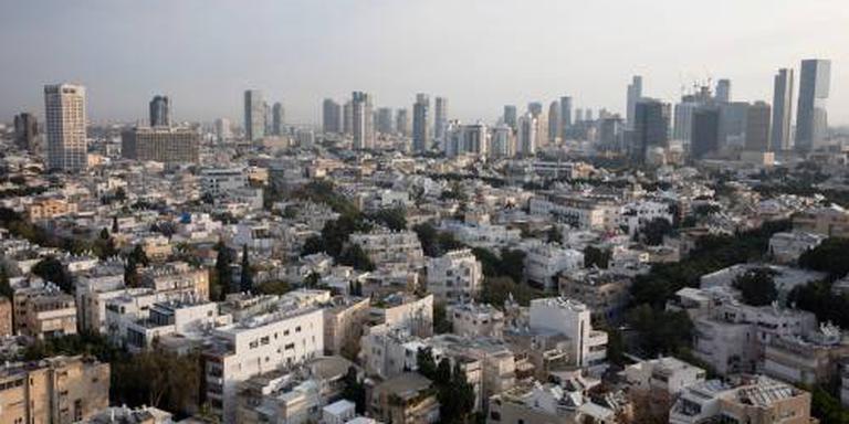 Tegenaanval van Israël op de Gazastrook