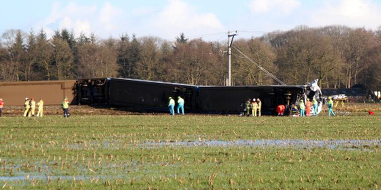 Dode en gewonden bij treinongeluk Dalfsen