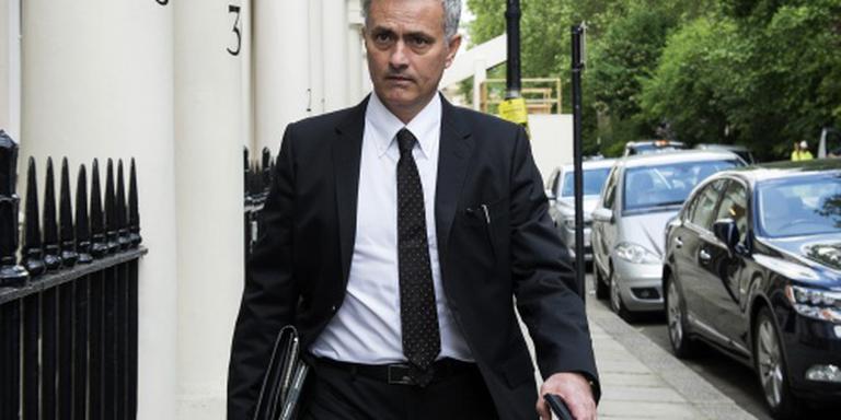 Mourinho opvolger van Hollandse leermeester