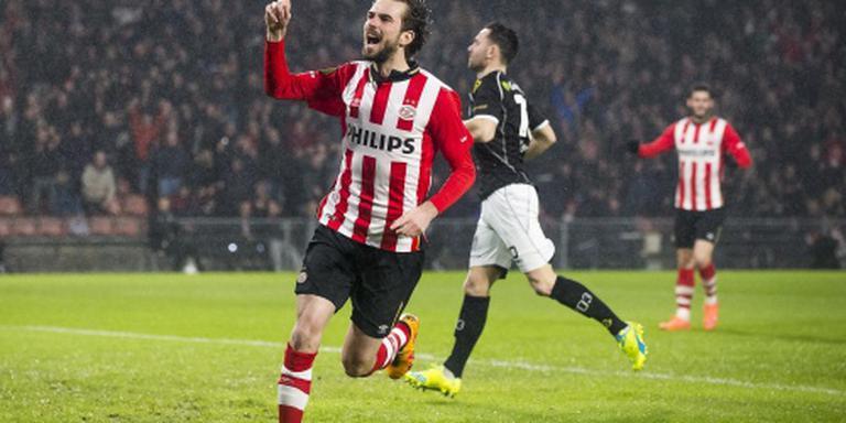 PSV wint topper van Heracles