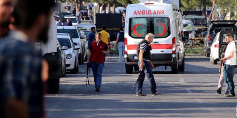 Veel doden door bomaanslag Turkije