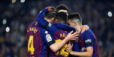 Barcelona ziet af van competitieduel in Miami