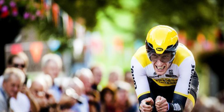 Wielrenner Van Emden haakt af in Vuelta