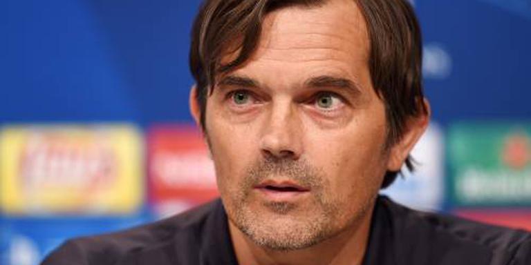 Cocu gelooft in kansen PSV tegen Bayern