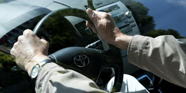 Vanaf 75 jaar keuring bij verlenging rijbewijs