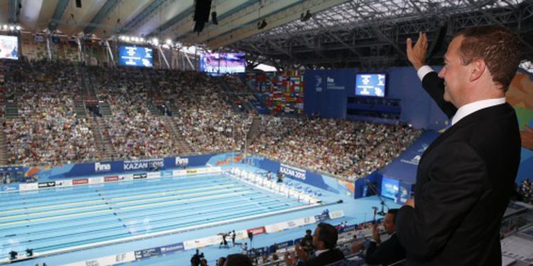 'Ook systematisch doping in Russisch zwemmen'