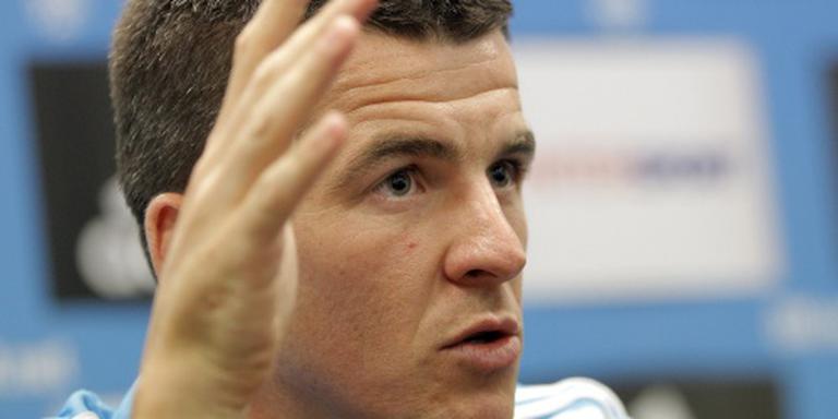 Rangers schorst Barton voor drie weken