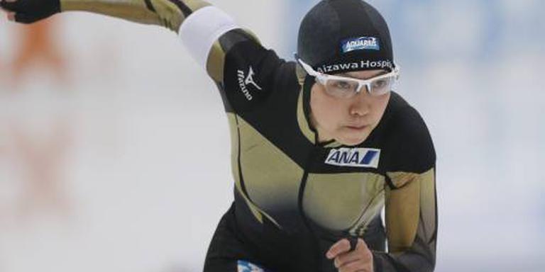 Kodaira wint opnieuw 500 meter in Harbin