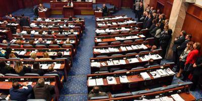 Moskou: stemming over naam Macedonië vervalst