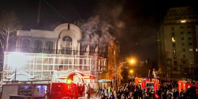 President Iran veroordeelt aanval ambassade
