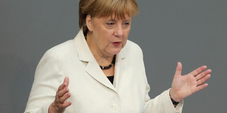 Merkel: Duitsland solidair met Frankrijk