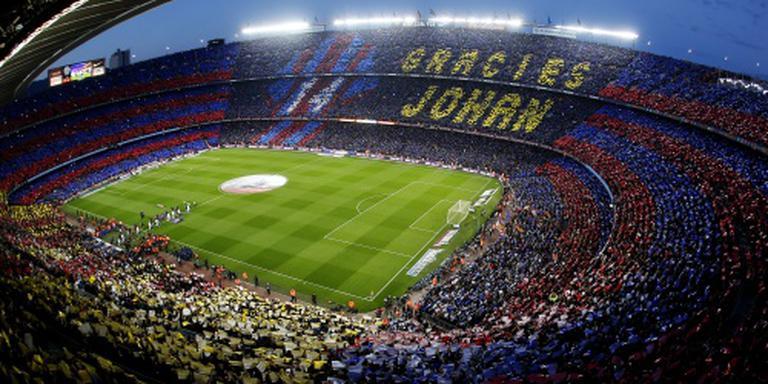 'Nieuw' Camp Nou krijgt uitbreiding en dak