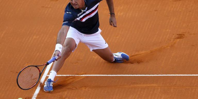 Spaanse tennisfinale in Estoril