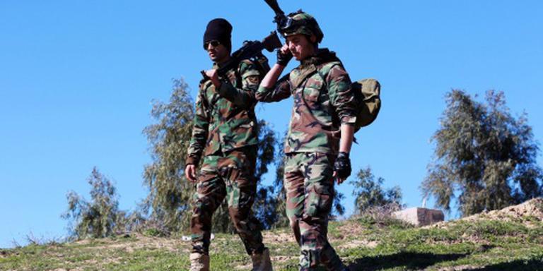 IS zet aanval in op peshmerga in Noord-Irak