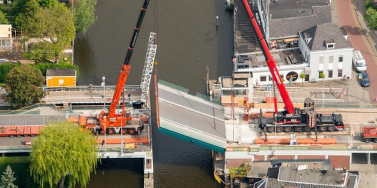 'Rampbrug' Alphen weer open voor verkeer
