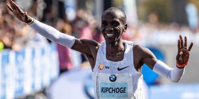 Kipchoge: marathon onder 2 uur gaat lukken