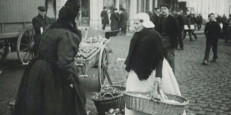 Groninger markt: 350 jaar oude titelpretendent