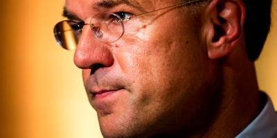 'Meerderheid kiezers achter motie tegen Rutte'