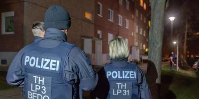 Ex vermoordt vrouw, man en baby in Duitsland