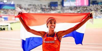 Atlete Hassan bereidt zich in VS voor op Spelen