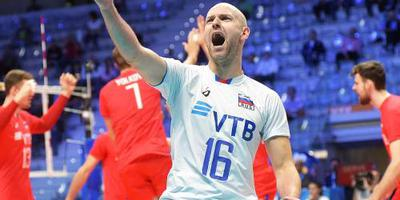 WK volleybal (mannen) 2022 naar Rusland