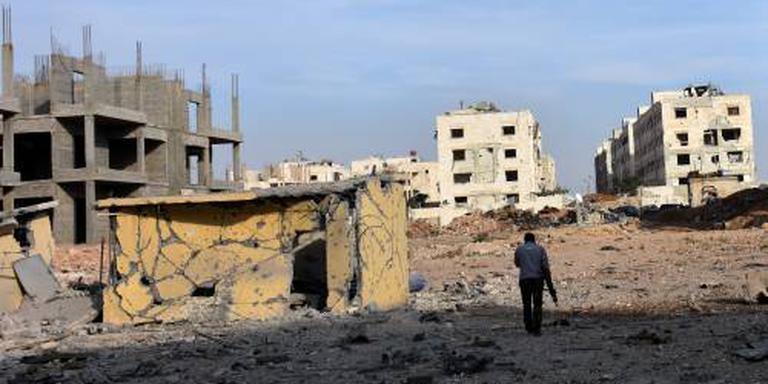 Ziekenhuizen in oosten Aleppo buiten bedrijf