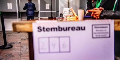 Stemlokalen open voor Statenverkiezingen