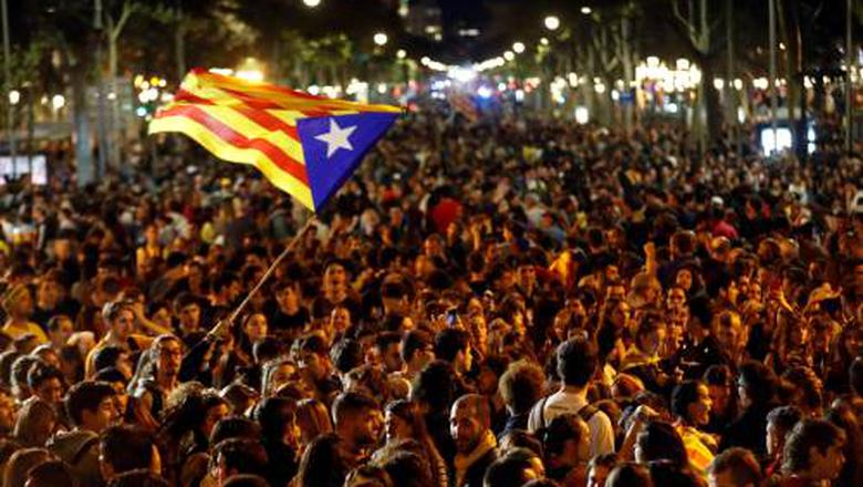 Separatisten willen Catalonië lamleggen