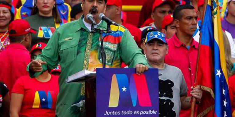 'Maduro laat Colombianen op hem stemmen'