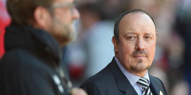 Newcastle United pakt punt bij Liverpool