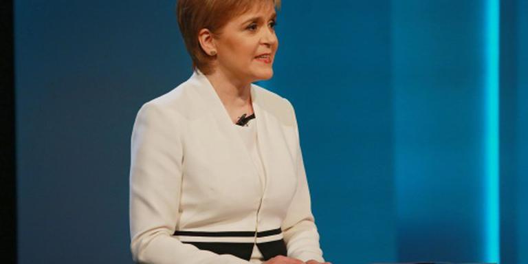 Sturgeon bespreekt Schots lidmaatschap EU
