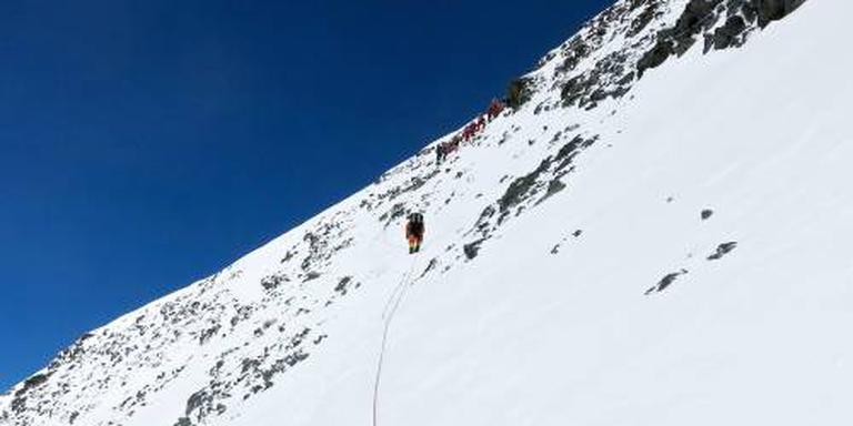Sherpa voor 22e keer op top Mount Everest