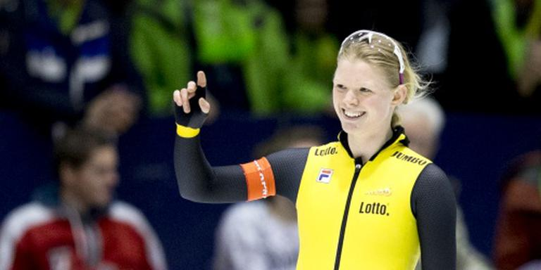 De Neeling wint Nederlandse sprintvierkamp