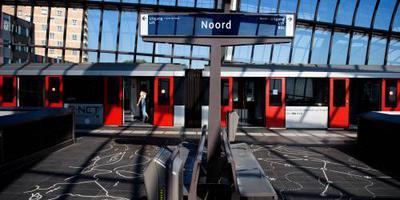 Amsterdamse Noord-Zuidlijn even uit de running