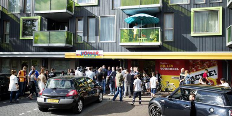 Zaandammers aangehouden na onrust in wijk