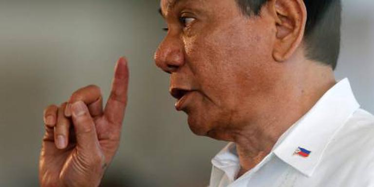 Filipijnse politie doodt 'drugsburgemeester'