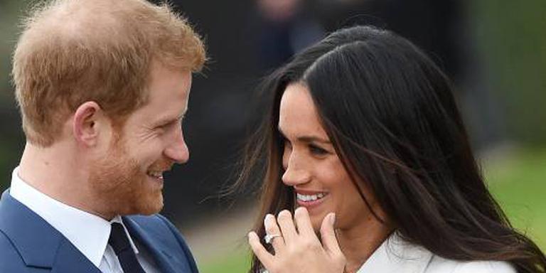 Harry en Meghan trouwen in mei