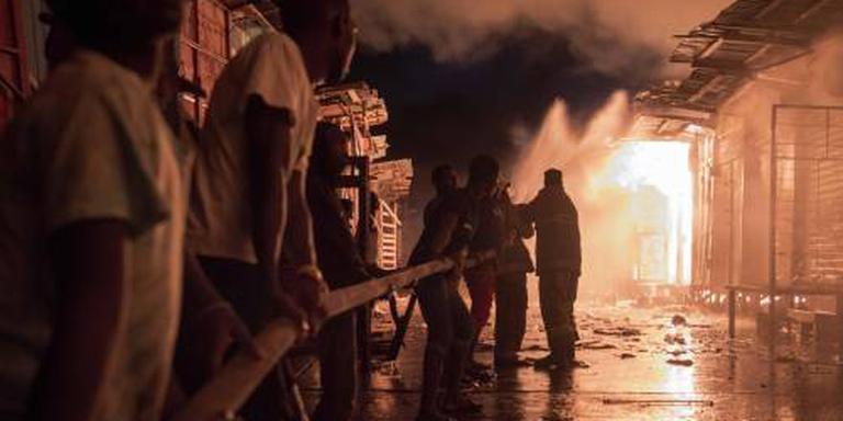Doden bij brandstofrellen Haïti