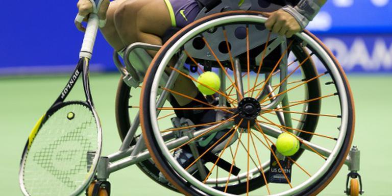 Rolstoeltennisster Buis wint Roland Garros