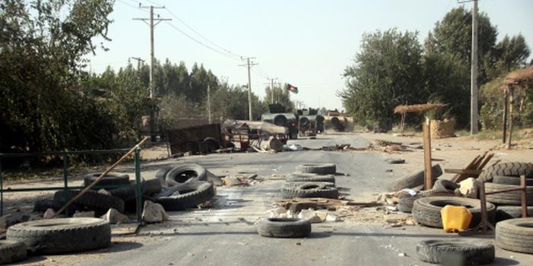 Taliban vallen Kunduz aan