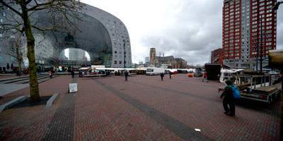Eurovision Village komt op Rotterdamse Binnenrotte