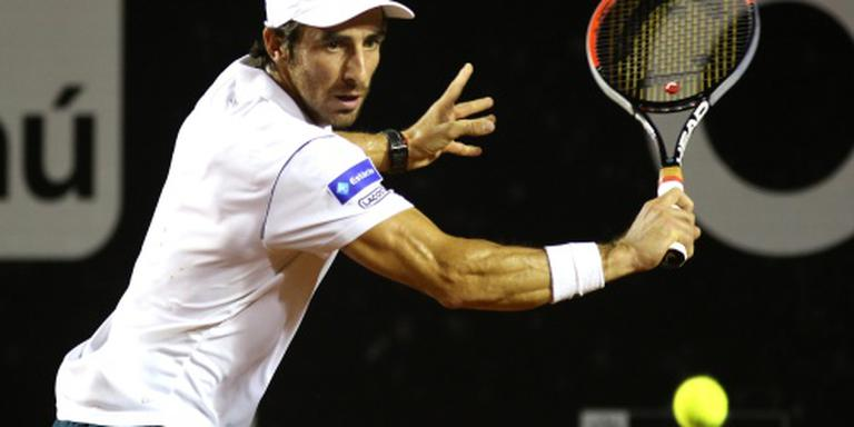 Tennisser Cuevas wint in Rio de Janeiro