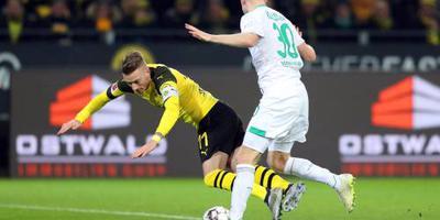 Borussia Dortmund wint ook van Werder Bremen