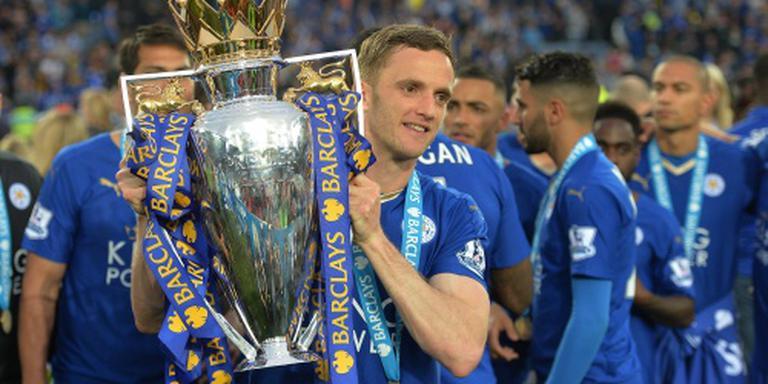 Leicester City bindt kind van de club
