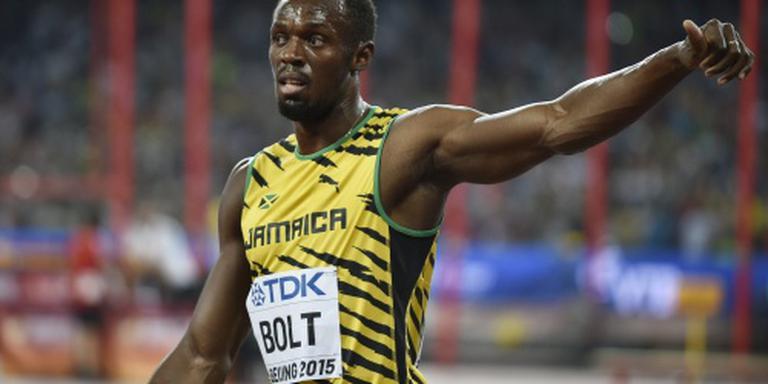 Bolt houdt generale voor Rio in Londen
